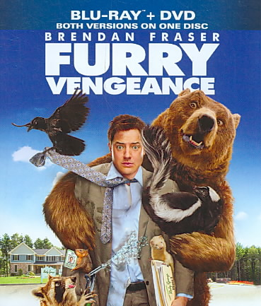 FURRY VENGEANCE BY FRASER,BRENDAN (DVD / Blu-Ray (combo))