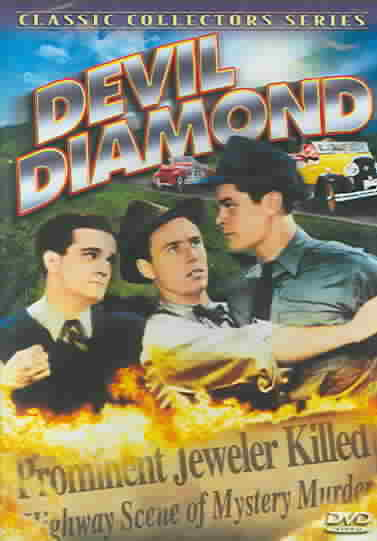 DEVIL DIAMOND BY DARRO,FRANKIE (DVD)