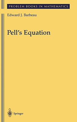Pell's Equation By Barbeau, Edward